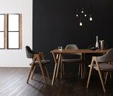 送料無料ダイニングテーブルセットテーブル幅140cm+チェア4脚テーブル5点セットダイニングセット木製テーブル食卓テーブルダイニングテーブルダイニングチェア北欧モダンデザインダイニングイラーリ5点セット天然木木目北欧おしゃれ一人暮らし