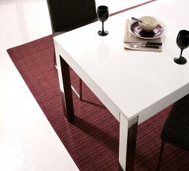 (送料無料) テーブル ダイニングテーブル 食卓テーブル グラニータ/ダイニングテーブル単品 (幅160cm) スチール脚 モダン 家具通販 新生活 敬老の日