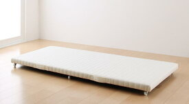 (送料無料) 子ベッドのみ ベッドフレームのみ 下段ベッド シングル シングルベッド ショート丈 ベーネ&チック スライドベッド ローベッド ロータイプ スノコベッド コンパクト スライド