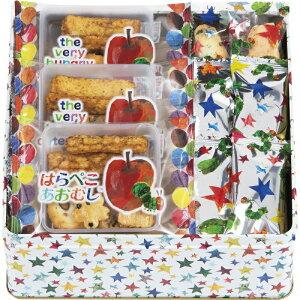 おやつアソート せんべい おかき はらぺこあおむし 煎餅 あられ 米菓 米菓子 キッズ 子ども かわいい バレンタイン ホワイトデー 贈り物 ギフト プレゼント 贈答品 返礼品 お返し お祝い 返