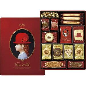 レッド 赤い帽子 クッキー クランチ チョコ アーモンド ブラウニー 洋菓子 お菓子 贈り物 ギフト プレゼント 贈答品 返礼品 お返し お祝い 返礼品 結婚祝い 出産祝い バレンタイン ホワイト
