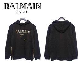 大特価 バルマン BALMAIN PARIS 268 パーカー トレーナー スウェット 長袖 メンズ