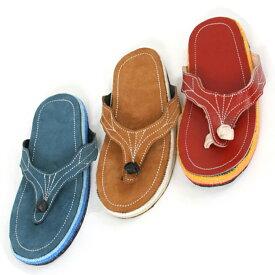 ブーフーウー BOOFOOWOO 天然皮革 サンダル 靴 キッズ/メンズ レッド/ブルー/ブラウン 15-28cm 3035613