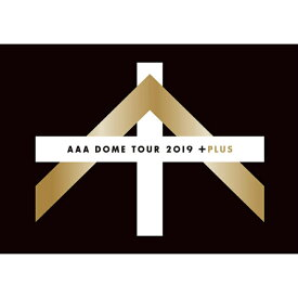 AAA DOME TOUR 2019 +PLUS(DVD3枚組+グッズ)(初回生産限定盤) 新品
