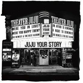 JUJU YOUR STORY (初回限定盤 4CD+DVD) ベストアルバム 送料無料 新品