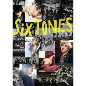 SixTONES カレンダー 2021.4-2022.3 Johnnys' Official ストーンズ 新品 送料無料