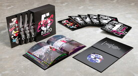 B'z SHOWCASE 2020 -5 ERAS 8820- Day1〜5 COMPLETE BOX 完全受注生産限定 DVD プレミア価格 送料無料