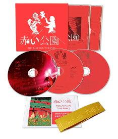 赤い公園 THE LAST LIVE 「THE PARK」(初回生産限定盤 2BD+CD)【Blu-ray】 プレミア価格 送料無料 新品