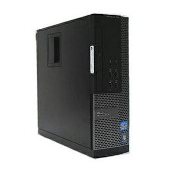 中古パソコン DELL Optiplex 790SF Windows7 Pro Core i3 3.1GHz 2GB 250GB DVD-ROM DtoDリカバリ 【中古】【デスクトップ】