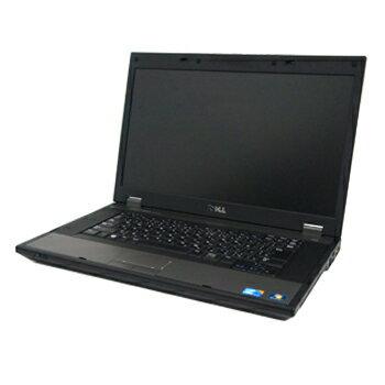 中古パソコン DELL Latitude E5510 Windows7 Pro Core i5 2.4GHz 4GB 1TB DVDマルチ 弊社システムリカバリ 【無線LAN 内蔵】【中古】【ノート】