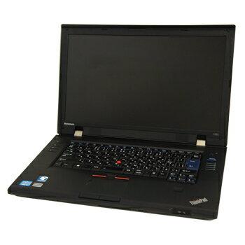 中古パソコン Lenovo ThinkPad L520 Windows10 Pro Core i5 2.5GHz 2GB 250GB DVD-ROM 【無線LAN 内蔵】【訳あり中古】【ノート】