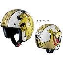 ★特別価格★OGK BOB-K ワッキーレース ジェットヘルメット