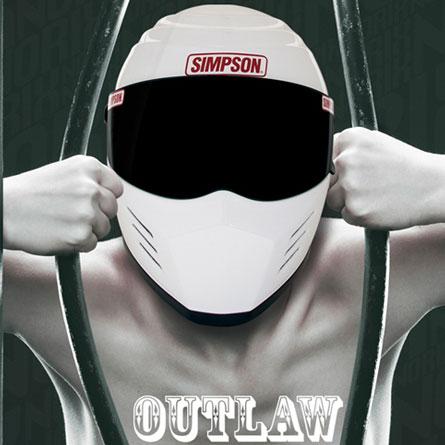 シンプソン アウトローSIMPSON OUTLAW フルフェイスヘルメット