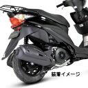 SP武川 04-02-0049サイレントスポーツマフラー Address(アドレス) V125用