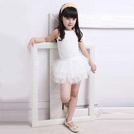 キッズ ジュニア 子供 女の子 スカート パニエ ティアード ペチコート バレエ 発表会 浴衣 ボリュームアップ インナー 8色 ハロウィン 衣装