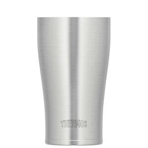 サーモス タンブラー 保温 保冷 真空断熱タンブラー 340ml ステンレス JDE-340   THERMOS ステンレス 魔法瓶 ビール おしゃれ 小さめ ビアグラス コップ グラス 真空 食洗機対応