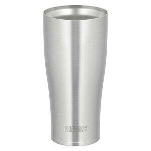 サーモス タンブラー 保温 保冷 真空断熱タンブラー 420ml ステンレス JDE-420   THERMOS ステンレス 魔法瓶 ビール おしゃれ ビアグラス コップ グラス 真空 食洗機対応