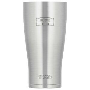サーモス タンブラー 保温 保冷 真空断熱タンブラー 600ml ステンレス JDE-600   THERMOS ステンレス 魔法瓶 大きめ ビール おしゃれ ビアグラス コップ グラス 真空 食洗機対応