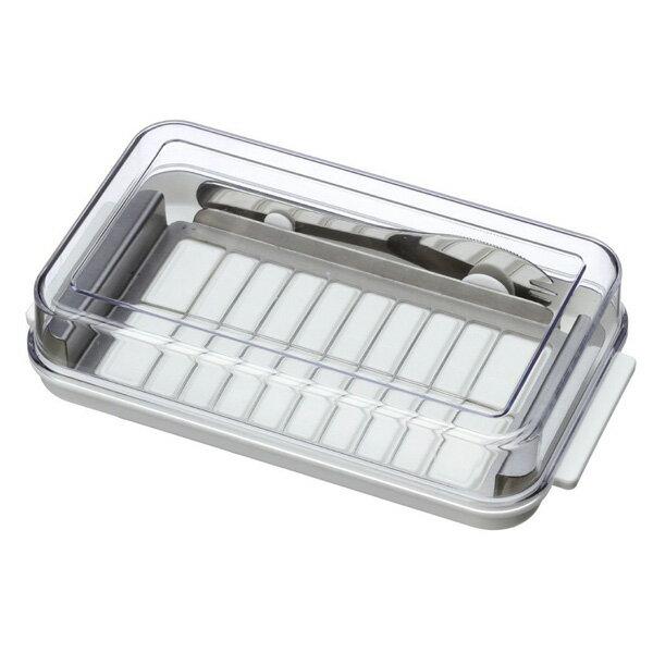 ステンレスカッター付バターケース バターナイフ付 BTG2DX