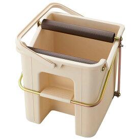 Daily Clean モップ絞り器 タフスクイザー ベージュ 181582