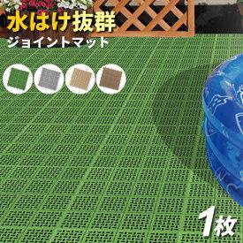 ベランダ マット タイル 日本製 コンドル 水切りユニット (30×30cm)