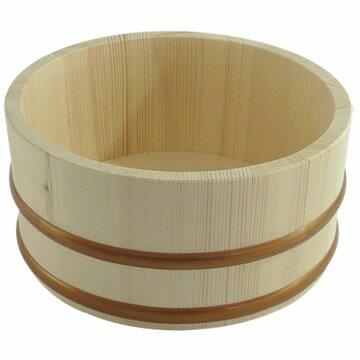 木製湯桶 21cm