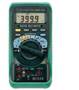 (最大400円OFFクーポン有)共立電気計器 KYORITSU 1009 デジタルマルチメータ