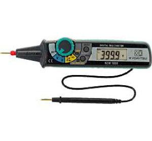 (最大600円オフクーポン有)共立電気計器 KYORITSU 1030 デジタルマルチメータ ペン