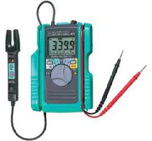 (最大600円オフクーポン有)共立電気計器 KYORITSU 2000A AC/DCクランプ付きデジタルマルチメータ(2000の後継品)