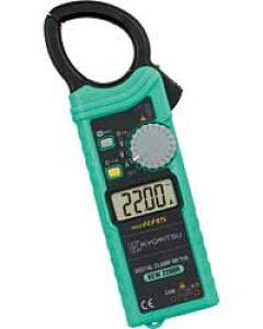 (10円オフクーポン有)共立電気計器 KYORITSU 2200R 交流電流測定用クランプメータ