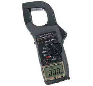 共立電気計器 KYORITSU 2412 漏れ電流・負荷電流測定用クランプメータ