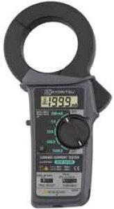 (10円オフクーポン有)共立電気計器 KYORITSU 2413R 漏れ電流・負荷電流測定用クランプメータ