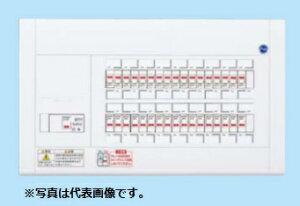 パナソニック BQW87222 住宅分電盤 標準タイプ リミッタースペースなし 22+2 75A