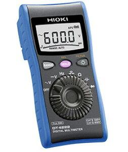 (最大400円OFFクーポン有)日置電機 HIOKI DT4222 デジタルマルチメータ