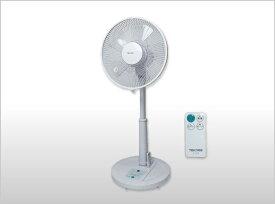 テクノス KI-168R 30cmリビングリモコン扇風機 (KI-167Rの後継品)