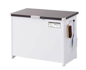 (送料無料)エムケー精工 CLM-125C マルチボックス 250L 組立式 ダストストッカー ごみ箱 宅配ボックス(代引き不可)