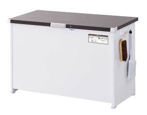 (送料無料)エムケー精工 CLM-130C マルチボックス 300L 組立式 ダストストッカー ごみ箱 宅配ボックス(代引き不可)
