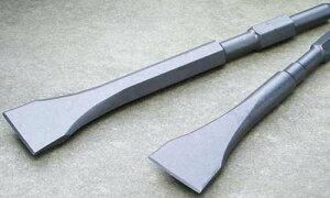 (10円オフクーポン有)ハウスビーエム ハウスBM ST-1760 衝撃工具 電動ハンマー用 スケーリングチゼル STタイプ