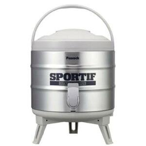 ウォータージャグ ステンレスキーパー(広口タイプ) 6.1L INS-60 | ウォーターキーパー サーバー アウトドア スポーツ