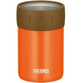 サーモス ビール缶 保冷缶ホルダー 350ml缶用 オレンジ JCB-352 | THERMOS 保冷 カバー 缶ビール 缶ジュース 缶飲料 アウトドア キャンプ 缶クーラー 冷たい 長持ち クール