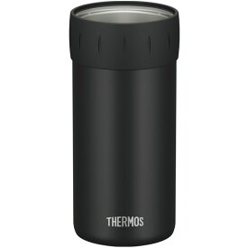 サーモス 保冷缶ホルダー 500ml缶用 ブラック(BK) JCB-500