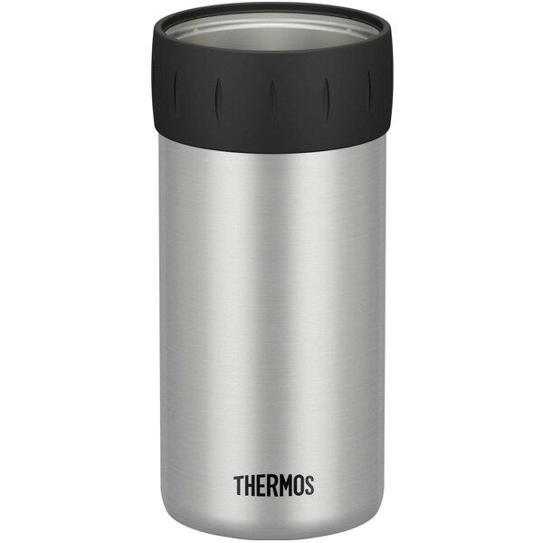 サーモス 保冷缶ホルダー 500ml缶用 シルバー(SL) JCB-500