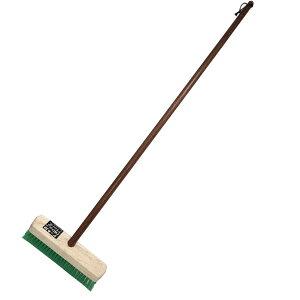清掃ブラシ PROデッキブラシ 30cm | タワシ 水回り掃除 化繊 束子