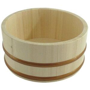 湯おけ 天然木 湯桶 21cm | 風呂桶 木製 ゆおけ 風呂おけ