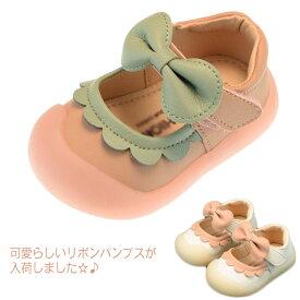 子供靴 キッズシューズ キッズ靴 プリンセス パンプス 入園式 入学式 女の子 通学 通園 ベビー リボン付き 可愛い