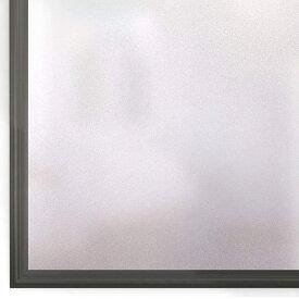 【2m切売り】目隠しシート窓ガラス すりガラスシート 90x200cm 窓ガラスフィルム はがせる 目隠しフィルム 飛散防止 UVカット めかくしシート ガラス 窓用 フィルム 曇りガラス フィルム シート 飛散防止フィルム 断熱シート 浴室 風呂目隠し
