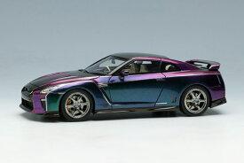 EIDOLON(アイドロン) 1/43完成品 EM419SC ニッサン GT-R 2017 TE037 wheel Ver. アンドロメダ 限定30台