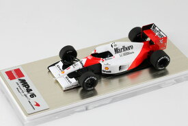 EIDOLON(アイドロン) 1/43完成品 FE038A マクラーレン ホンダ MP4/6 USA GP 1991 No.1 アイルトン・セナ