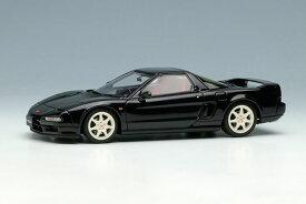 EIDOLON(アイドロン) 1/43完成品 EM470C ホンダ NSX-R(NA1) 1994 オプションホイール ベルリナブラック 限定30台