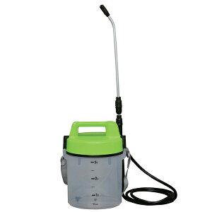 送料無料 電池式噴霧器 IR-N3000 グリーン/クリア アイリスオーヤマ 家具